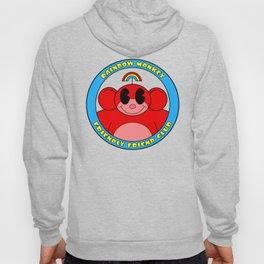 Rainbow Monkey Friendly Friend Club! Hoody