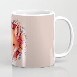 Fall Fox Coffee Mug