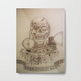 Paparazzi Metal Print