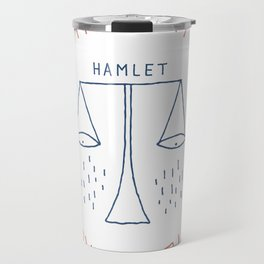 Shakespeare Travel Mug