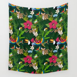 Rainforest Wall Tapestry