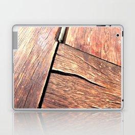 Black Crack. Fashion Textures Laptop & iPad Skin