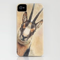 chamois iPhone (4, 4s) Slim Case