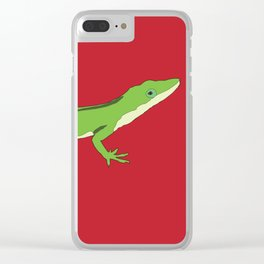 Anole Clear iPhone Case