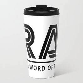 Frak Swear word of the Travel Mug