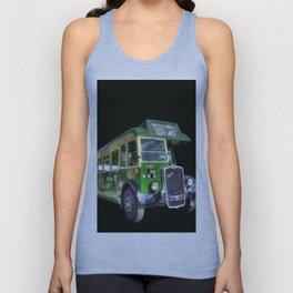 Vintage Bus Unisex Tank Top