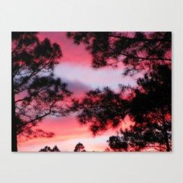 Georgia Sky Canvas Print
