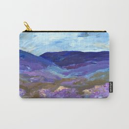 Lavender Dream Carry-All Pouch