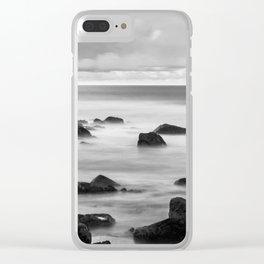 Sea in BNW Clear iPhone Case