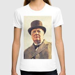 Winston Churchill, Prime Minister T-shirt