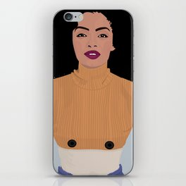 Yara iPhone Skin