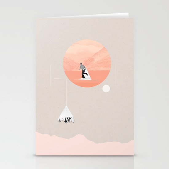 FROM EARTH Stationery Cards
