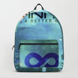 Space Needle - Infinitek Headquarters Seattle Backpack