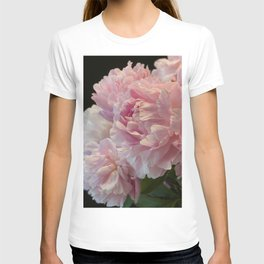 Pink Peony Passion T-shirt