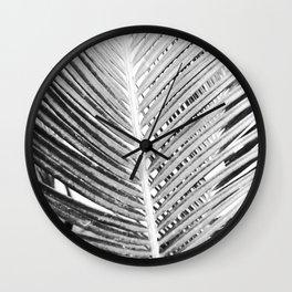 Palm Up Wall Clock