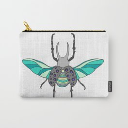 Rhino Beetle* Carry-All Pouch