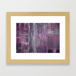 Abstract Nr. 1 Framed Art Print