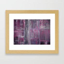 Abstract Nr. 1 Framed Art Print