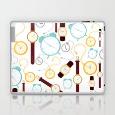 Clocks Laptop & iPad Skin