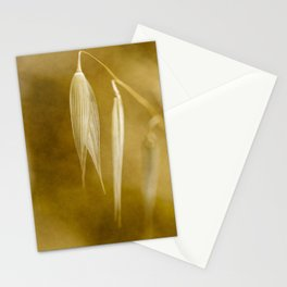 meadow banners #4 Stationery Cards