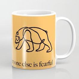 The Stock Market Coffee Mug