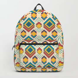 Geometry - Lemon Backpack