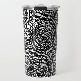 Yarn Patchwork Travel Mug