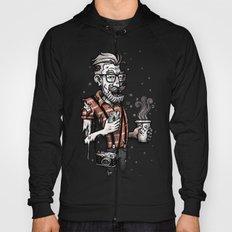 Zomb Hipster Hoody