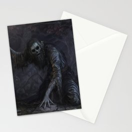 You've lost your soul Stationery Cards