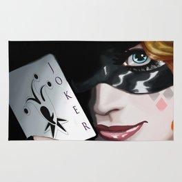 Harley Quinn Rug