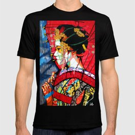 American Geisha T-shirt