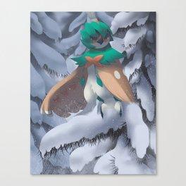 Decidueye Canvas Print