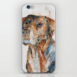 DOG#12 iPhone Skin