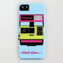 Cool Cam Polaroid iPhone Case