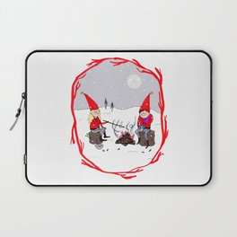 Snow and Stories Laptop Sleeve