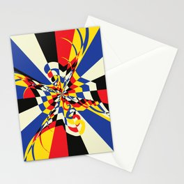Waking Up Before The Alarm Stationery Cards