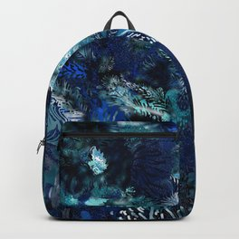 Blue Coral Backpack