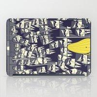 ale giorgini iPad Cases featuring Crazy 88 by Ale Giorgini