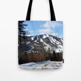 Vermont Mountain Tote Bag