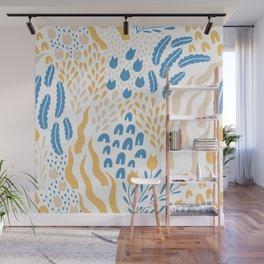 South Dream Pattern #1 Wall Mural