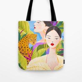 Garden Day Tote Bag