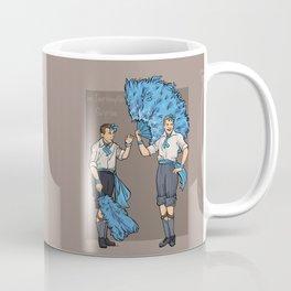 Caring, Sharing Coffee Mug