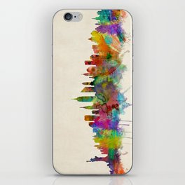 New York City Skyline iPhone Skin