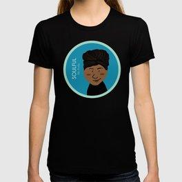 Soulful like Aretha Franklin T-shirt
