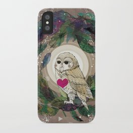 The Great Owl iPhone Case