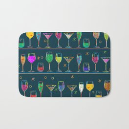 Happy Hour Bath Mat