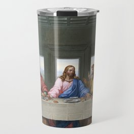 The Last Supper by Leonardo da Vinci Travel Mug