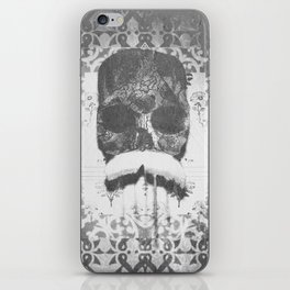 Mustache Party iPhone Skin