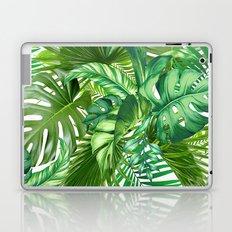green tropic Laptop & iPad Skin