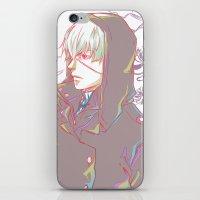 fringe iPhone & iPod Skins featuring Fringe by kamikaze43v3r
